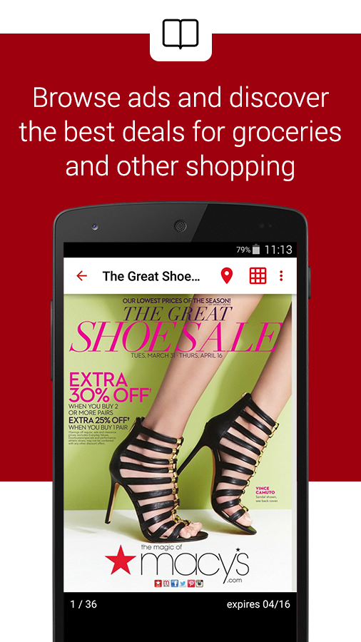 Shopfully - Weekly Ads & Deals Screenshot 3