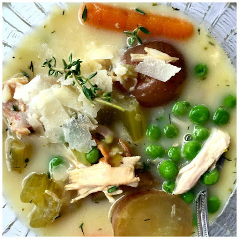 New Potato Chicken Soup