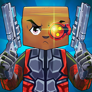 Madness Cubed : Survival shooter For PC (Windows & MAC)
