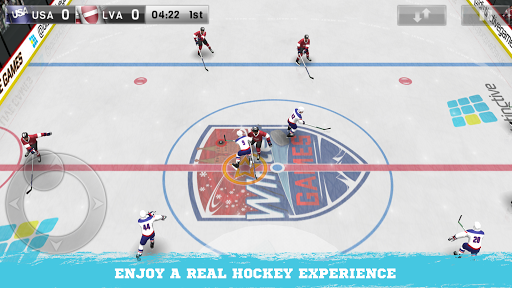 Matt Duchenes Hockey Classic - screenshot