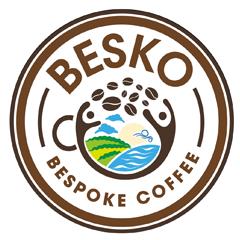 Besko Coffee, ,  logo