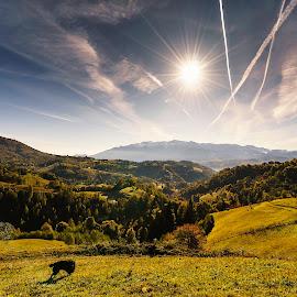 by Badescu Luminita - Landscapes Mountains & Hills