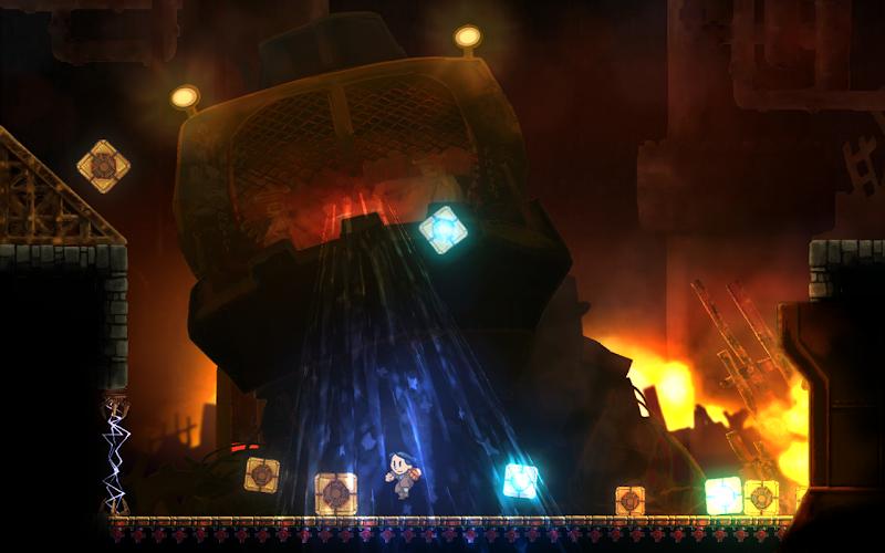 Teslagrad Screenshot 14