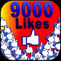App 9000 likes : Pro Fb Liker tips APK for Windows Phone