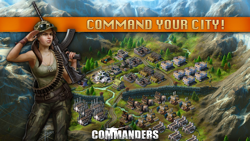 Commanders screenshot 17