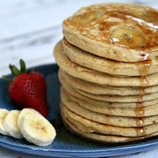 Oatmeal Banana Egg Pancakes Recipes