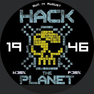 Hack The Planet for WatchMaker - screenshot