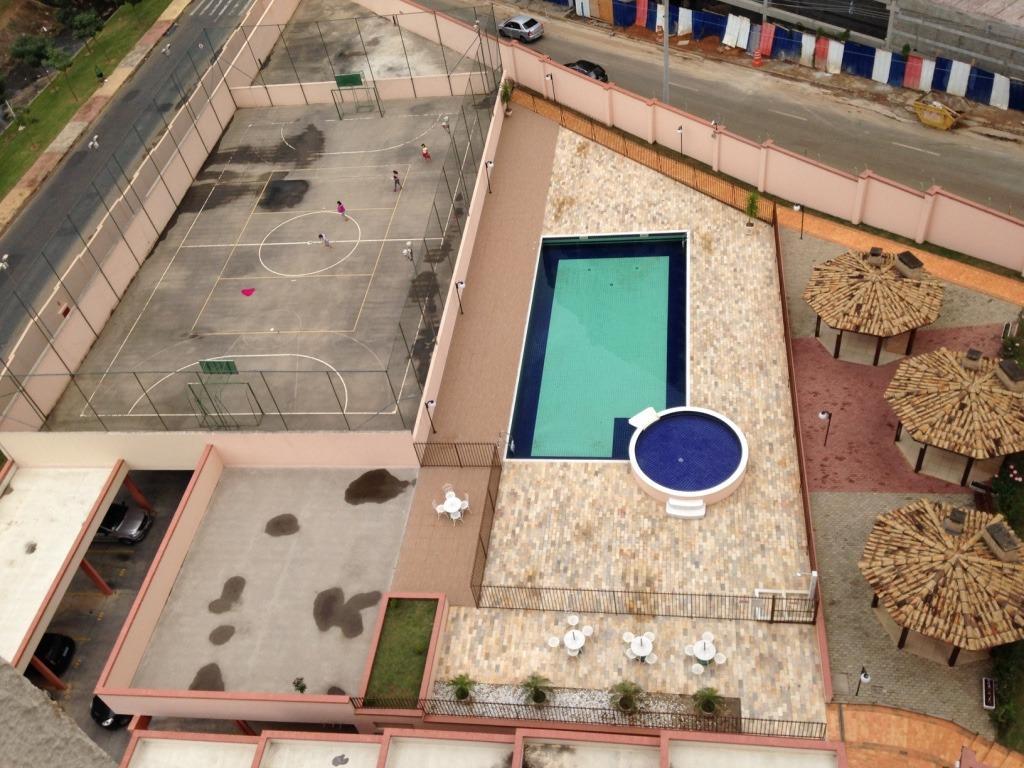Apartamento com 3 dormitórios à venda, 88 m² por R$ 480.000 - Jardim Pompéia - Indaiatuba/SP