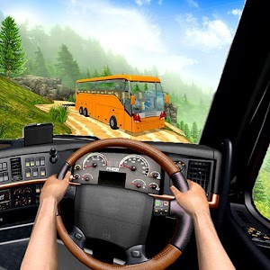 Offroad Bus Transport Simulator Released on Android - PC / Windows & MAC