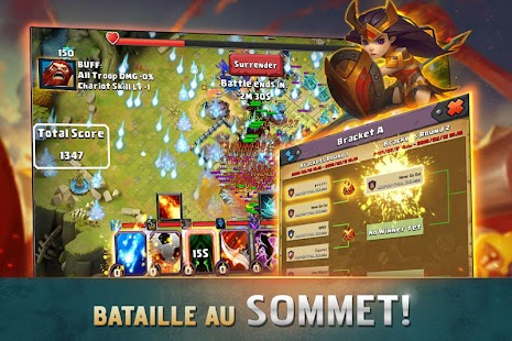 Free Clash of Lords 2: Clash Divin APK for Windows 8
