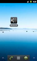 Screenshot of Bluetooth Switch and Mute
