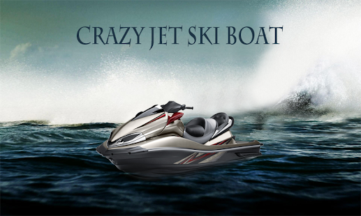 Crazy Jet Ski Boat - screenshot