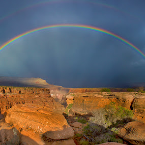 Canyon of the Gods by Craig Bill - Landscapes Weather (  )