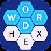 Word Spark Hexa - Block Puzzle Icon
