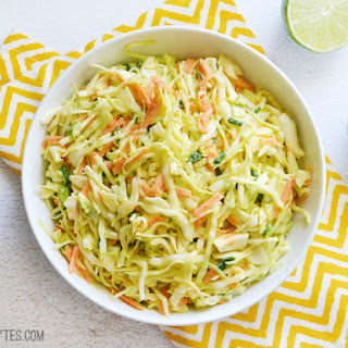 Chili Lime Coleslaw Recipes