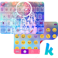 Dreamcatcher Kika Keyboard 23.0 icon