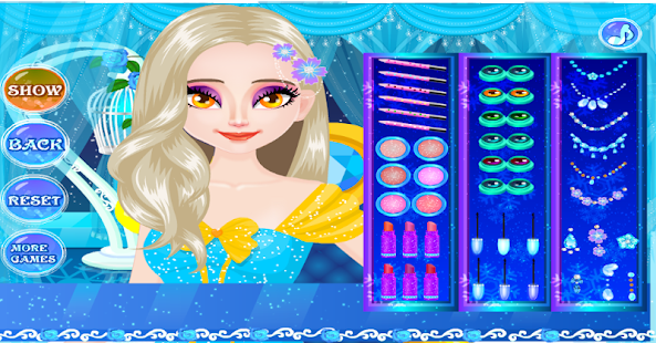 Dress up For Girls- screenshot thumbnail