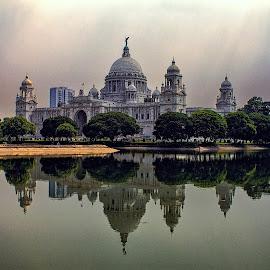 by Amit Baran Sen - Buildings & Architecture Public & Historical