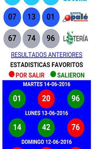 Oraculo de la Loteria VIP - screenshot