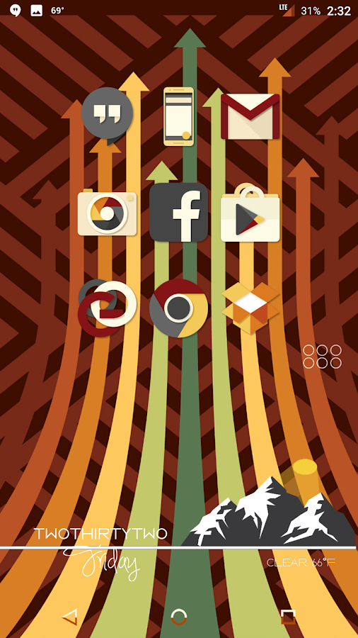 Saturate - Free Icon Pack Screenshot 3