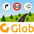 Glob - GPS, Traffic, Radar & Speed Limits APK for Bluestacks