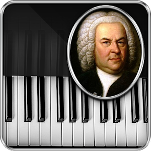 Real Piano Bach