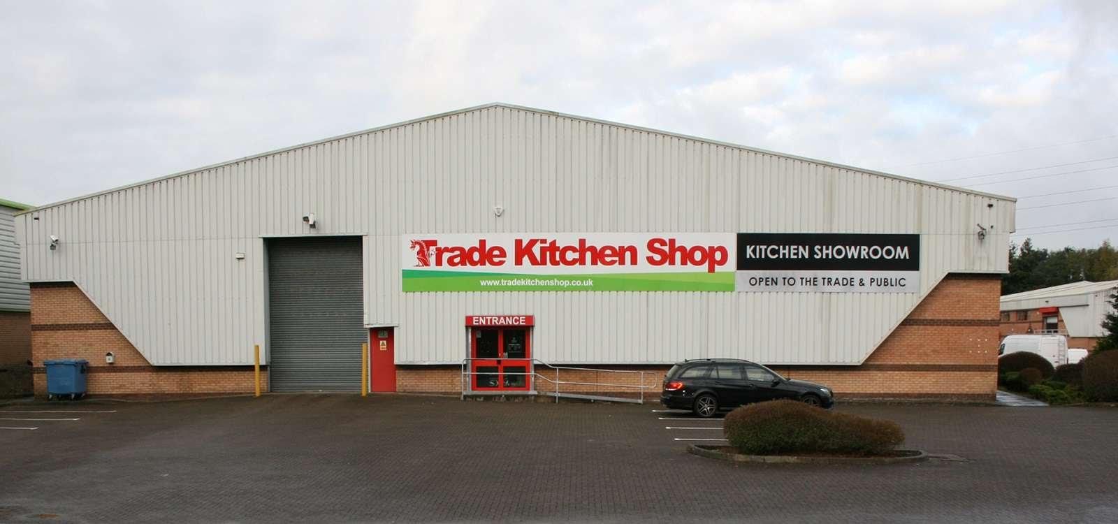 Home | Trade Kitchen Shop