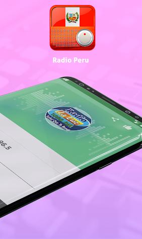 Free Peru Radio AM FM Screenshot