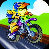 Game Ben Alien Bike Motor Racing apk for kindle fire