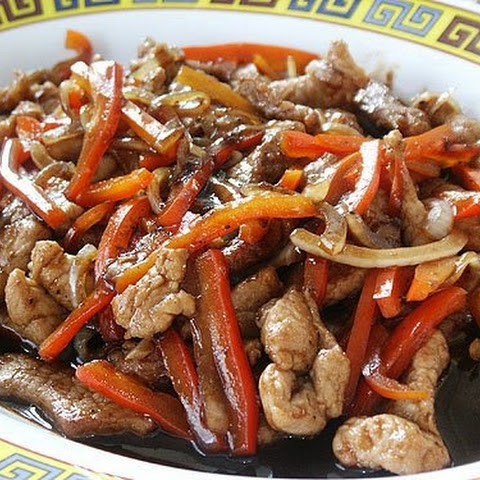 Black Pepper Pork