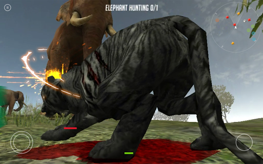 Life Of Black Tiger FREE screenshot 11