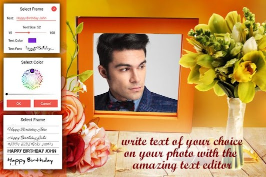 Floral Photo Frames APK
