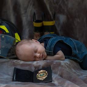 Fireman  by Alana Carson - Babies & Children Babies
