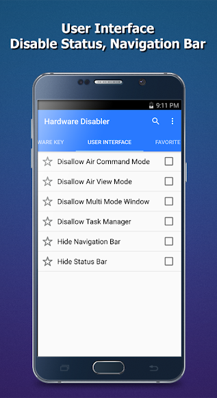 Hardware Disabler Samsung 1.0.6