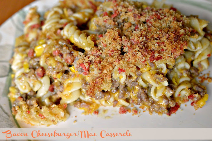 ... bacon cheeseburger crescents recipe yummly bacon cheeseburger pasta