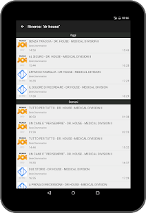 App Guida programmi TV Plus Gratis APK for Kindle