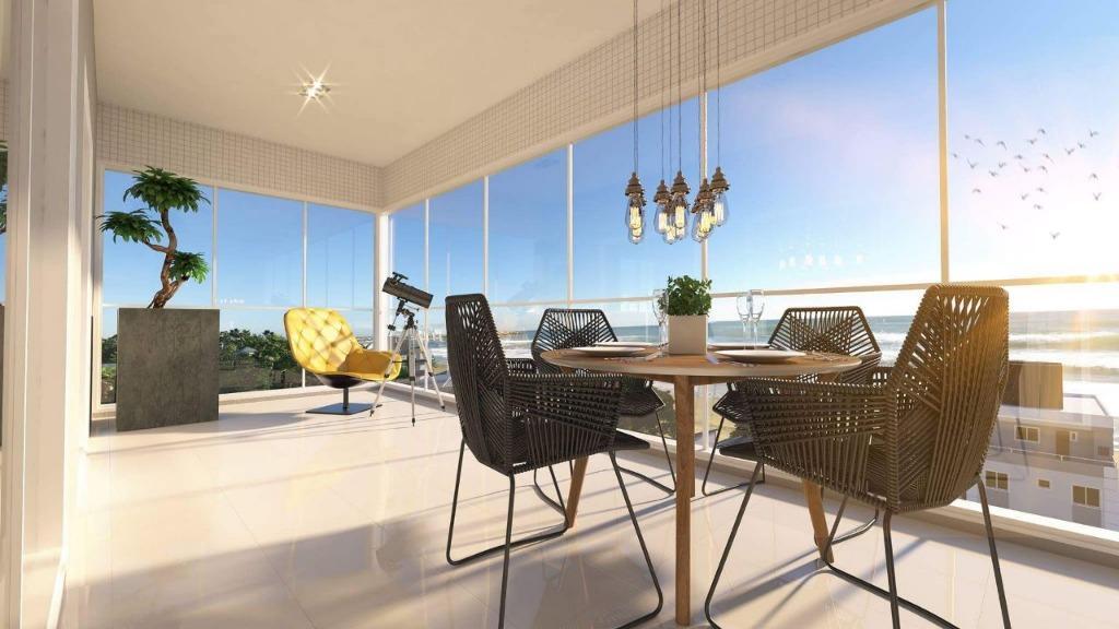 Apartamento com 3 dormitórios à venda, Centro - Matinhos/PR