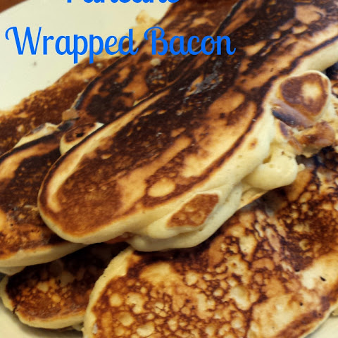 Pancake Wrapped Bacon