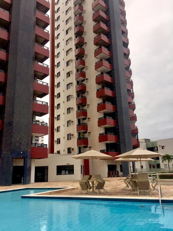 Apartamento com 4 dormitórios para alugar, 260 m² por R$ 3.500,00/mês - Aeroclube - João Pessoa/PB
