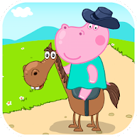 Kids Pony Race For PC (Windows And Mac)