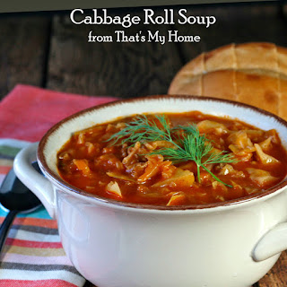 Cabbage Roll With Tomato Soup Recipes