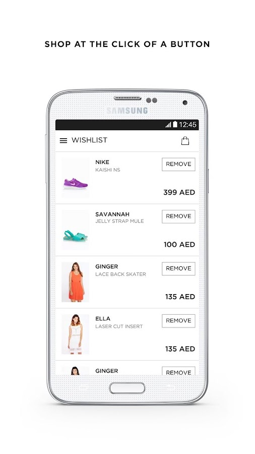 Namshi Online Fashion Shopping Screenshot 5