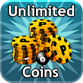 8 Ball Pool Unlimited Coins APK for Bluestacks