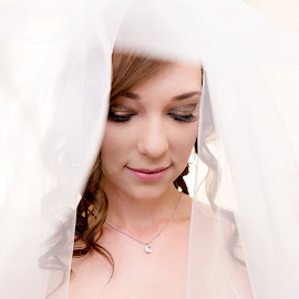 Bride by Lodewyk W Goosen (LWG Photo) - Wedding Bride ( wedding photography, wedding photographers, wedding, weddings, wedding day, vail, brides, getting ready, beauty, wedding photographer, bride, pretty )