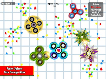 Game spinner.io spinz.io - fidget spinner APK for Windows Phone