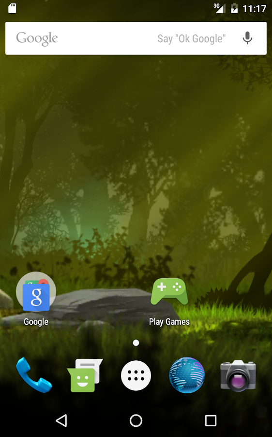Magical forest live wallpaper Screenshot 13