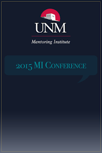2015 MI Conference - screenshot