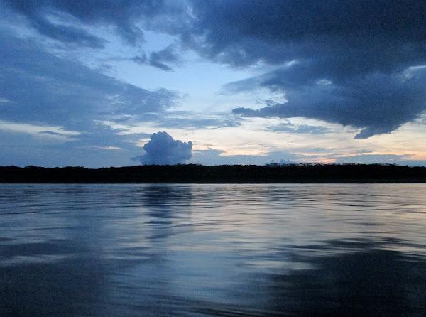Amazon River Blue