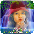 App Transparent waterfall frames apk for kindle fire