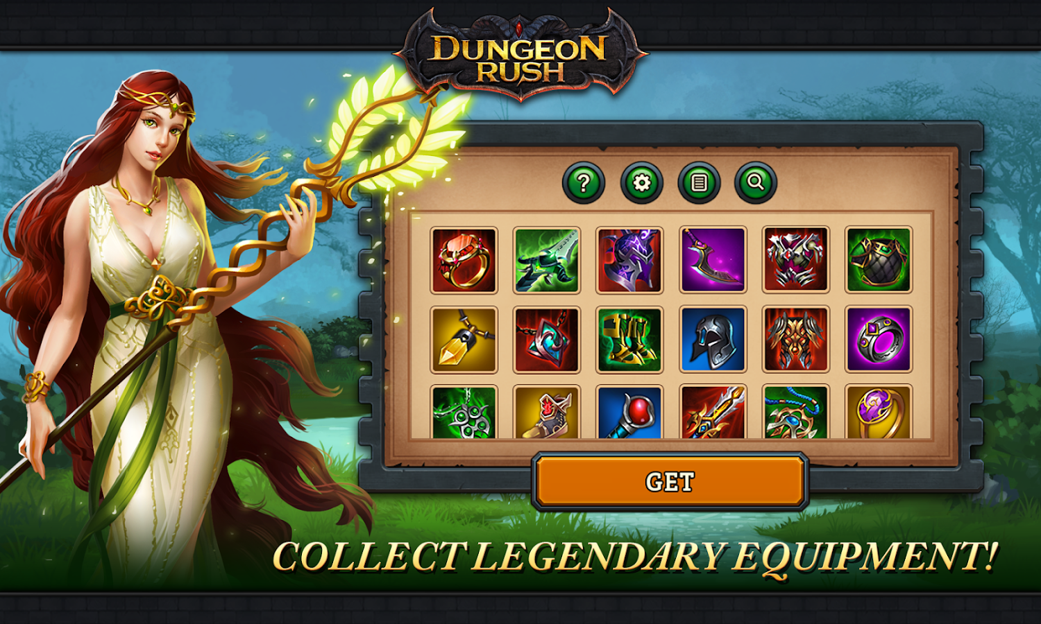 Dungeon Rush Screenshot 16